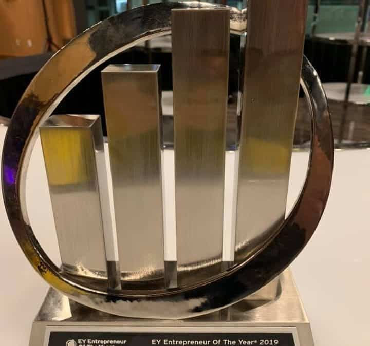 Arctic Spas WINNER! – EY Entrepreneur of The Year® 2019