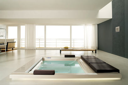 How To Make Your Indoor Hot Tub Beautiful Arctic Spas